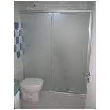 Box para Banheiro de Vidro preço na Cidade Patriarca