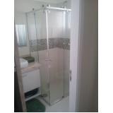 Box para Banheiro de Vidro preço na Vila Sônia