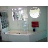 Box para Banheiro de Vidro preços na Lapa