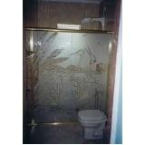Box para Banheiro de Vidro valor em São Mateus