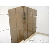 Box para Banheiro de Vidro valores no Campo Grande