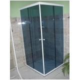 Box Vidro Banheiro na Vila Gustavo