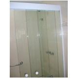 Box Vidro Banheiro preços em Diadema