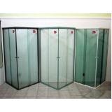 Box Vidro Banheiro preços no Jardim Ângela