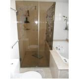 Box Vidro Banheiro valor na Bela Vista