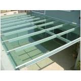 Cobertura de Vidro Preço na Casa Verde