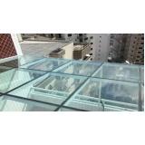 Cobertura de Vidro Retrátil preço na Bela Vista