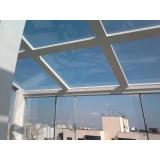 Cobertura de Vidro Retrátil preços em Pinheiros