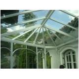 Cobertura de Vidro Retrátil valor no Jardim Europa
