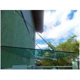 Cobertura de Vidro Temperado valores na Vila Guilherme