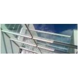 Cobertura de Vidros na Vila Medeiros