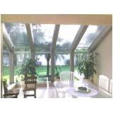 Cobertura em Vidro valor na Casa Verde