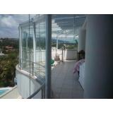 Cobertura Vidro no Jardim Iguatemi
