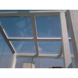 Cobertura Vidro valor na Vila Leopoldina