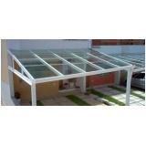 Cobertura Vidro valor no Campo Grande