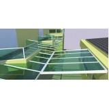 Coberturas de Vidro preços em Pinheiros