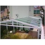 Coberturas em Vidro preço na Vila Gustavo