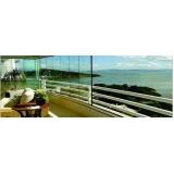 Cortina de Vidro para Sacada valor em Guianazes