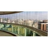 Cortinas de Vidro para Varandas preço na Cidade Jardim