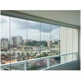 Envidraçamento de Sacada Vidro Temperado valor na Vila Mariana