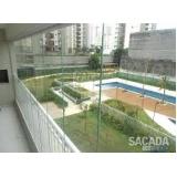 Envidraçamento de Sacadas valores M2 no Campo Grande