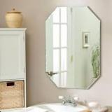 Espelhos de decoração na Vila Maria