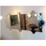 Espelhos de decoração preço no Tremembé