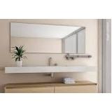 Espelhos de decoração valor na Bela Vista
