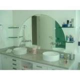 Espelhos de decoração valor na Vila Medeiros