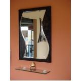 Espelhos decoração valores na República