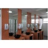 Espelhos decorativos na Anália Franco