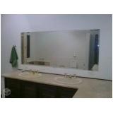 Espelhos decorativos para sala no Itaim Bibi