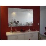 Espelhos e vidros preços na Casa Verde