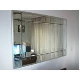 Espelhos para decoração preços em Santo Amaro