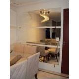 Espelhos para decoração valor em Interlagos