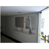 Espelhos para decoração valor na Vila Esperança