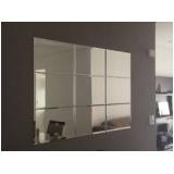Espelhos para decoração valores na Vila Curuçá
