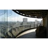Fechamento de Sacada em Vidro preços no Itaim Paulista