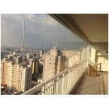 Fechamento de Sacadas com Vidro na Lauzane Paulista