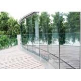 Fechamento de Sacadas com Vidro no Parque São Lucas
