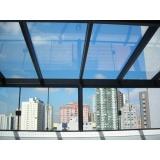 Fechamento de Sacadas com Vidro Preço no Campo Grande