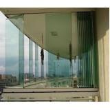 Fechamento de Sacadas com Vidro Preço no Jabaquara