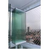 Fechamento de Sacadas com Vidros preço no Itaim Bibi