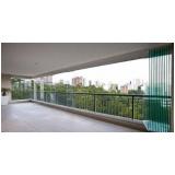 Fechamento de Sacadas em Vidro valor na Casa Verde