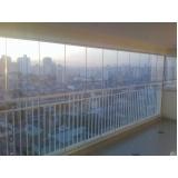 Fechamento Sacada com Vidro preços na Vila Mariana