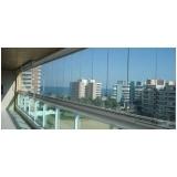 Fechamento Sacada com Vidro preços no Itaim Bibi