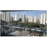 Fechamento Sacadas Vidro preços na Vila Gustavo