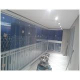 Fechamentos de Sacadas com Vidro valores em Belém