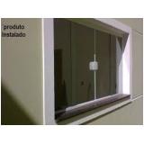 Janela de Vidro Preços na Vila Carrão