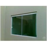 Janelas de Vidro Preço em Pinheiros
